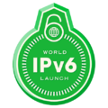 World IPv6 launch badge 512.png